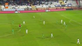 Adana Demirspor 1-4 Fenerbahçe (Maç Özeti - 13 Aralık 2017)