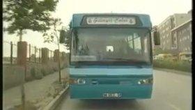 Efsane Şakacı Çetin Çiftçioğlu - Halk Otobüsünde Panik