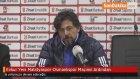 Evkur Yeni Malatyaspor-Osmanlıspor Maçının Ardından