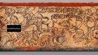 Mitolojik Sahneli Seramik Kap (Mayalar) (Sosyal Bilimler ve Sanat) (Sanat Tarihi)