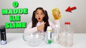 O Madde İle Slime Yapmaya Çalışmak !! Beklenen Video