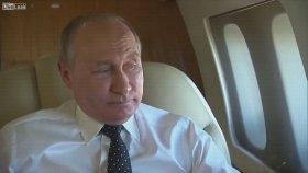 Putin Suriye'ye Giderken Eskortluk Eden Sukhoi Su-30'lar