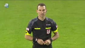 Spiker Alanyaspor'u Överken Giresunspor'un Gol Atması