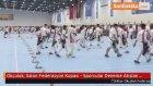 Okçuluk: Salon Federasyon Kupası - Sporcular Deneme Atışları Yaptı - Samsun