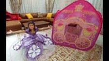 Süper Prenses Çadır. Bu Çadıra En Çok Hangi Prenses Yakışır. Princess Carriage