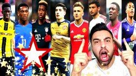 Geleceğın Futbol Dünya Starları ! Mbappe ! Emre Mor ! Dembele ! Asensio