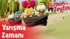 Limon ile Zeytin - Yarışma Sahneleri | Çizgi Film