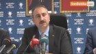 """Adalet Bakanı Abdülhamit Gül: """"Türk Milletinden Oy Alacaksınız, Burada Yapamadığınız,..."""