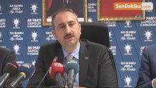 Adalet Bakanı Abdülhamit Gül:
