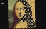 Dünyanın En Küçük Mona Lisa Portesi