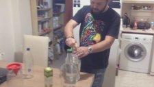 Evde Etil Alkol İle Rakı Votka Yapmak