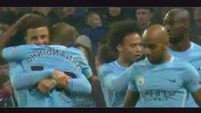 Manchester City 4-1 Tottenham - Maç Özeti izle (16 Aralık 2017)