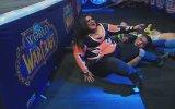 Ayağı Kırılan Amerikan Güreşçisi  Goya Kong