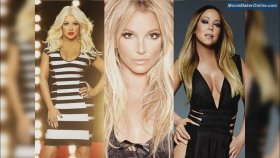 Christina Aguilera - Britney Spears