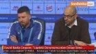 """David Badia Cequier: """"Ligdeki Durumumuzdan Dolayı İkinci Golden Sonra Dağıldık"""""""