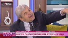 Yusuf Kavaklı'dan Nur Yerlitaş'a Şehitlik Dersi