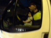 2 Yaşındaki Çocuğa Ticari Araç Kullandıran Baba