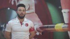 Ahmet Turan Okyay'ın Hedefi Olimpiyatlar