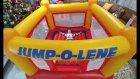 Jump O Lene Zıpzıp Havuz Evde Açtık Çok Eğlendik Tepindik, Eğlenceli Çocuk Videosu