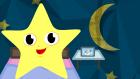Küçük Sevimli Yıldız | Twinkle Twinkle Little Star Türkçe | Bebek Şarkıları 2017  | Ninni