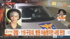 SHINee'nin Solisti Kim Jong-hyun Hayatını Kaybetti
