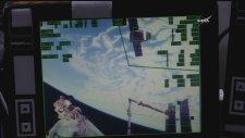 Spacex  Dragon Kapsülünün Iss Tarafından Yakalanması ( Evet Tarafından )
