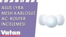 Asus Lyra Mesh Kablosuz AC-Router İncelemesi