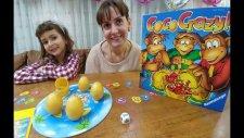 Coco Crazy Çılgın Maymunlar Hindistan Cevizi Peşinde , Oyuncak Toys Unboxing