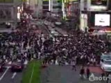 japonyada karşıdan karşıya geçmek