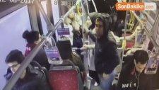 İstanbul Kart' Metrobüs Yankesicilerini Ele Verdi