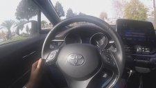 Toyota CHR Test (İlk POV Denemem)