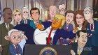 Donald Trump Çizgi Film Karakteri Oldu