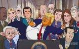 Donald Trump Çizgi Film Karakteri Olursa