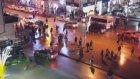 Erzurum'da Meydan Savaşını Andıran Görüntüler