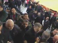 Konyaspor-Göztepe Protokolde Yaşanan Olaylar