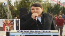Çiftlik Bank CEO'su Mehmet AYDIN SORU-CEVAP (mavi yumurta üretim tesisi açılışından)