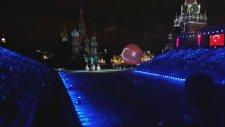 TSK Mehter Takımı'nın Kızıl Meydan'daki Konseri
