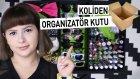 Organizatör Kutu Yapımı | Dıy Organizer Box