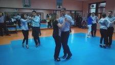 Ankara Tango Kursu   Tsk Grup Tango Ders Provası   Metinhan Dans Okulu