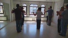 Ankara Vals Kursu   Grup Vals Dersi Provası   Metinhan Dans Okulu