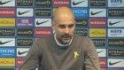 Guardiola Oyuncuları İle Gurur Duyuyor