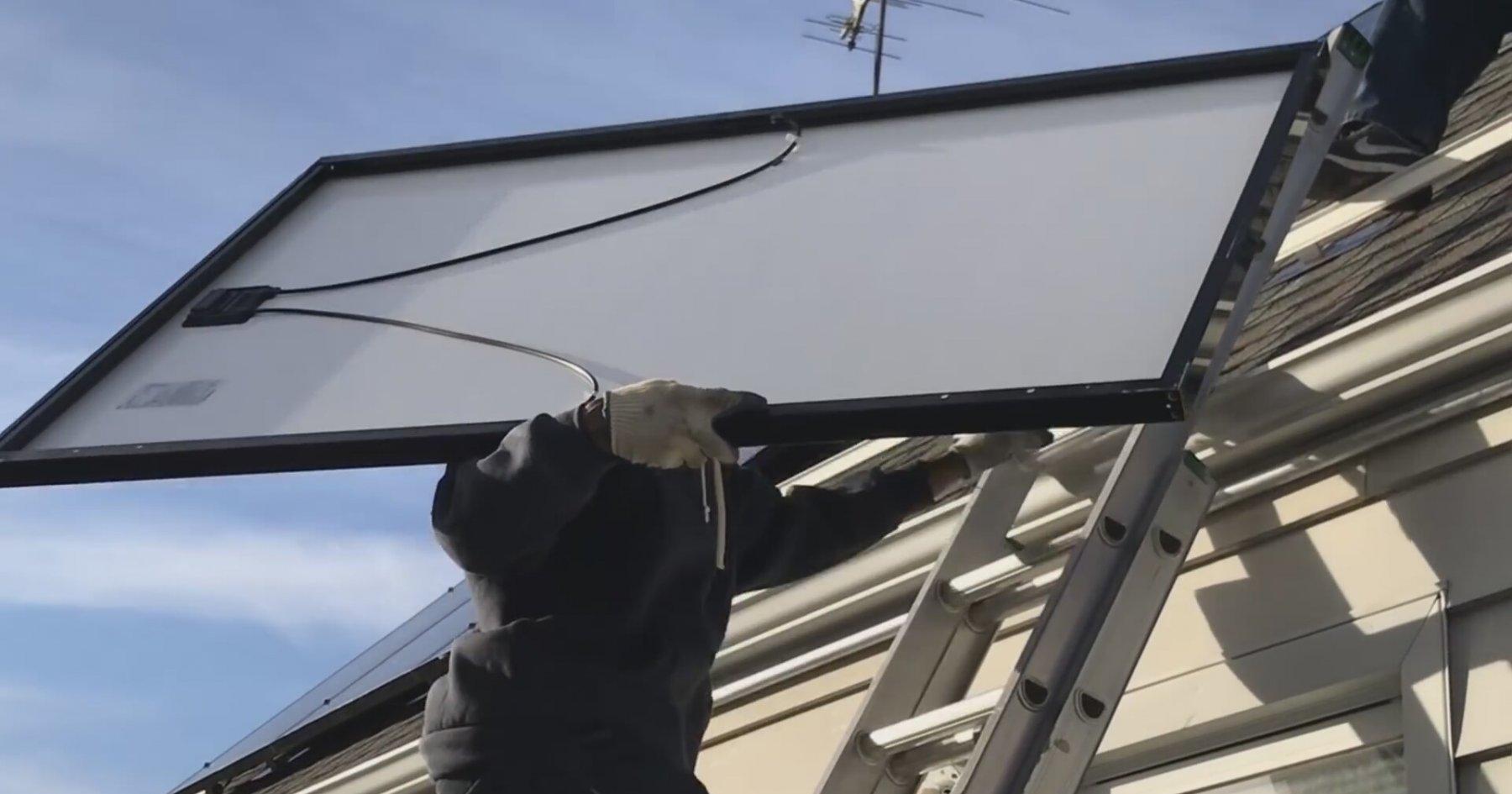 Solar Panel Repair Long Island