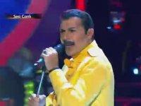 Bay J'den Freddie Mercury Taklidi