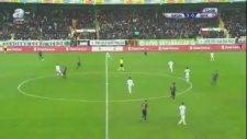 Giresunspor 3-1 Medipol Başakşehir (Maç Özeti - 27 Aralık 2017)