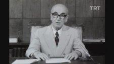 Fahri Korutürk'ün Kıbrıs Barış Harekatı Açıklaması 1974