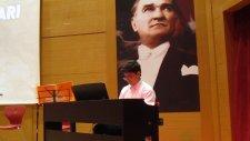 İlber Ortaylı Atakent Mektebim Okulu Söyleşisi Tarih BÖlüm Başkanı Erhan Yıldırım