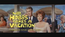 Mr. Hobbs Takes A Vacation (1962) Fragman