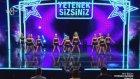 Rtük'ün Şortlu Kız Çocuğunu Tahrik Edici Bulduğu Dans Gösterisi