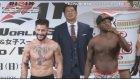 Gülüyorken Bir Anda Yumruklaşmaya Başlayan UFC Dövüşçüleri