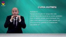İşaret Diliyle Cuma Hutbesi - 29 Aralık 2017